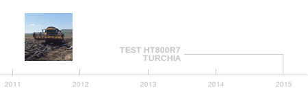TEST HT800R7 TURCHIA